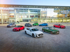 Making of RS: How Audi Sport GmbH shapes the character of its RS models