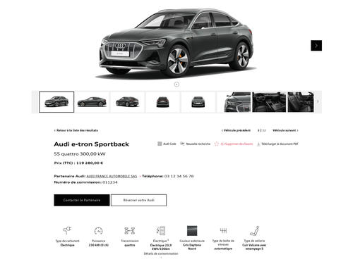 Audi further expands its e-commerce offerings together with retail partners worldwide