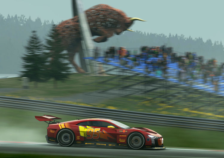 #RaceHome, Spielberg