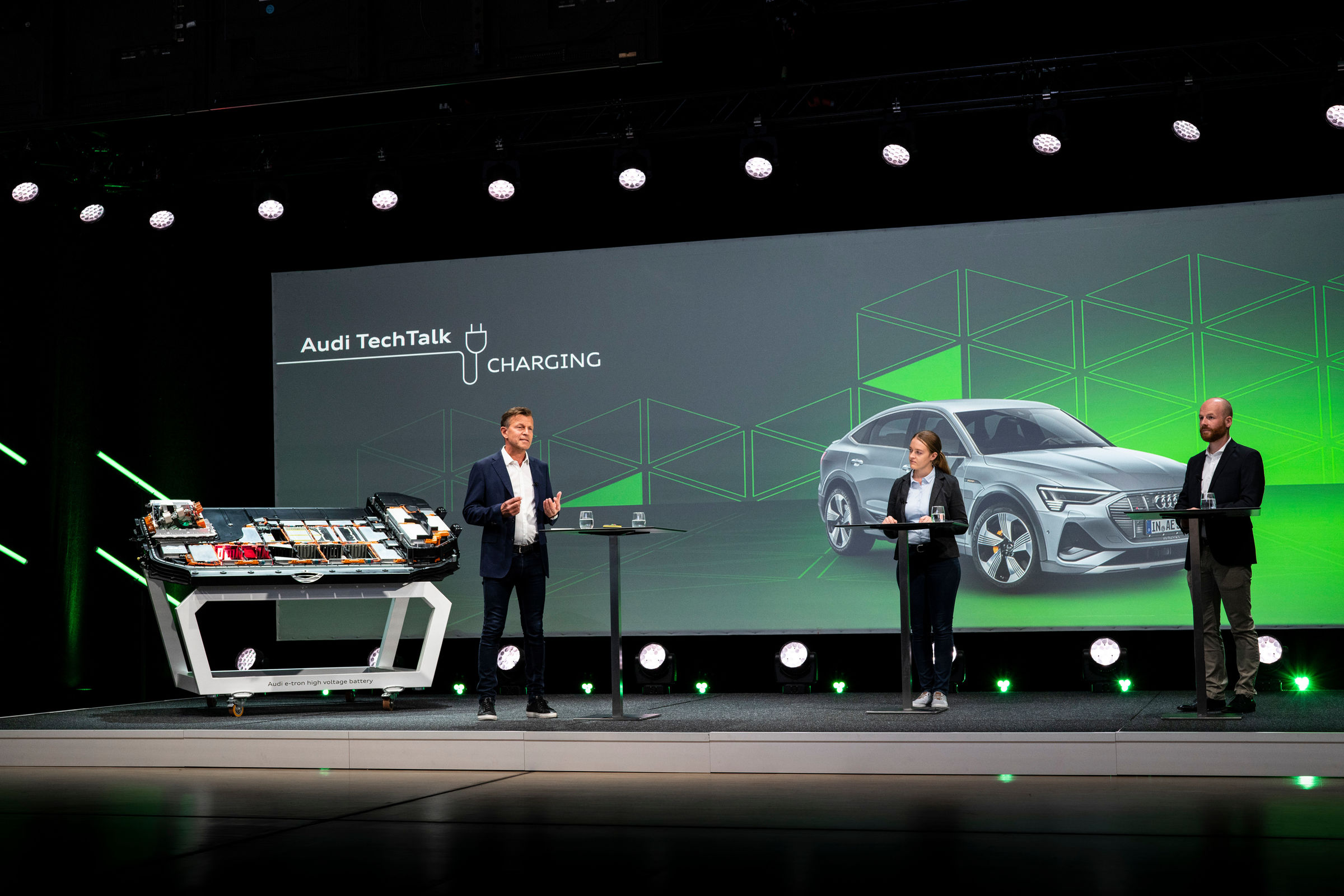 In virtual worlds in virtuosic style: Audi communicates in new digital formats - Image 1