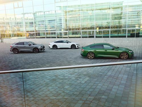 Audi RS models