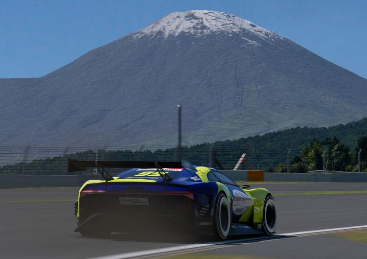#RaceHome, Fuji