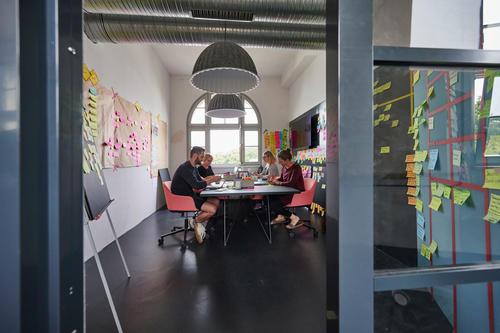 Audi Denkwerkstatt zählt erneut zu den besten Digital Labs deutscher Unternehmen