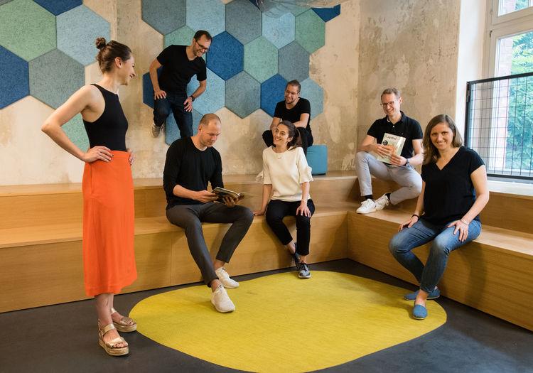 Audi Denkwerkstatt again among the best digital labs in a german company