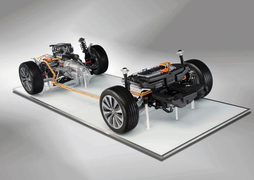 Audi A6 hybrid 05