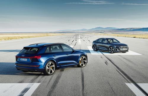 Audi e-tron S and Audi e-tron S Sportback