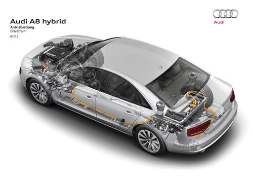 Audi A8 hybrid 07