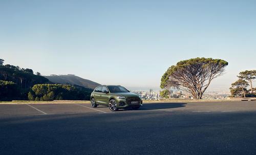 Audi Q5 edition one