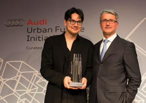 Audi Urban Future Award 2012