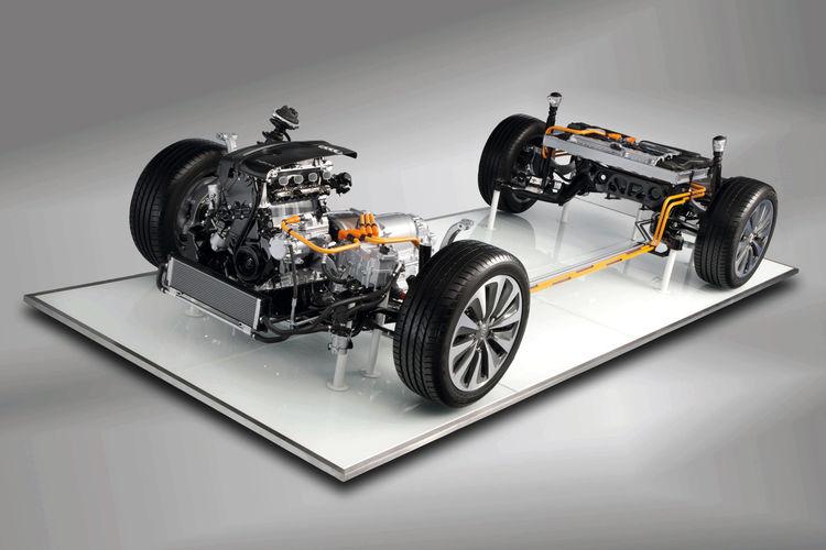 Audi A6 hybrid 06