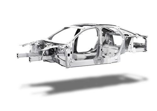 Audi ultra-lightweight construction