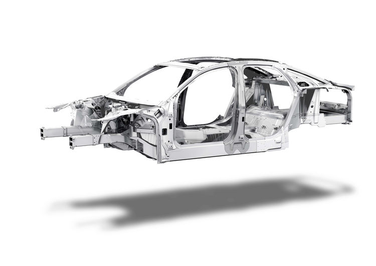 Audi ultra-lightweight construction