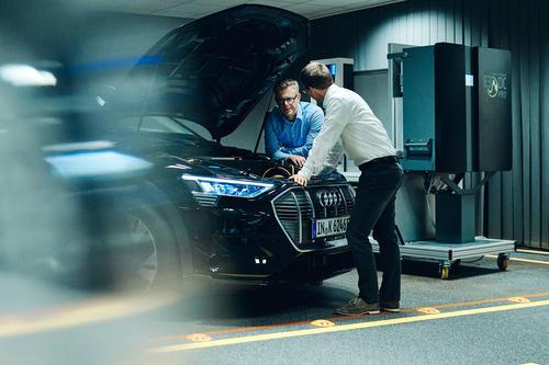 Elektroauto als Teil der Energiewende
