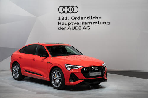 131st Annual General Meeting of AUDI AG