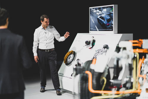 Audi TechTalk Fahrwerk