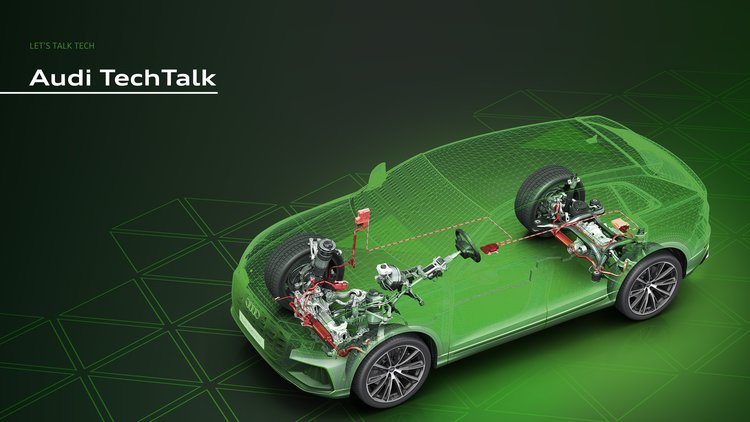 Audi TechTalk