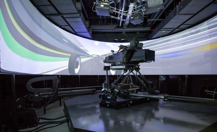 Audi Sport Formula E Simulator