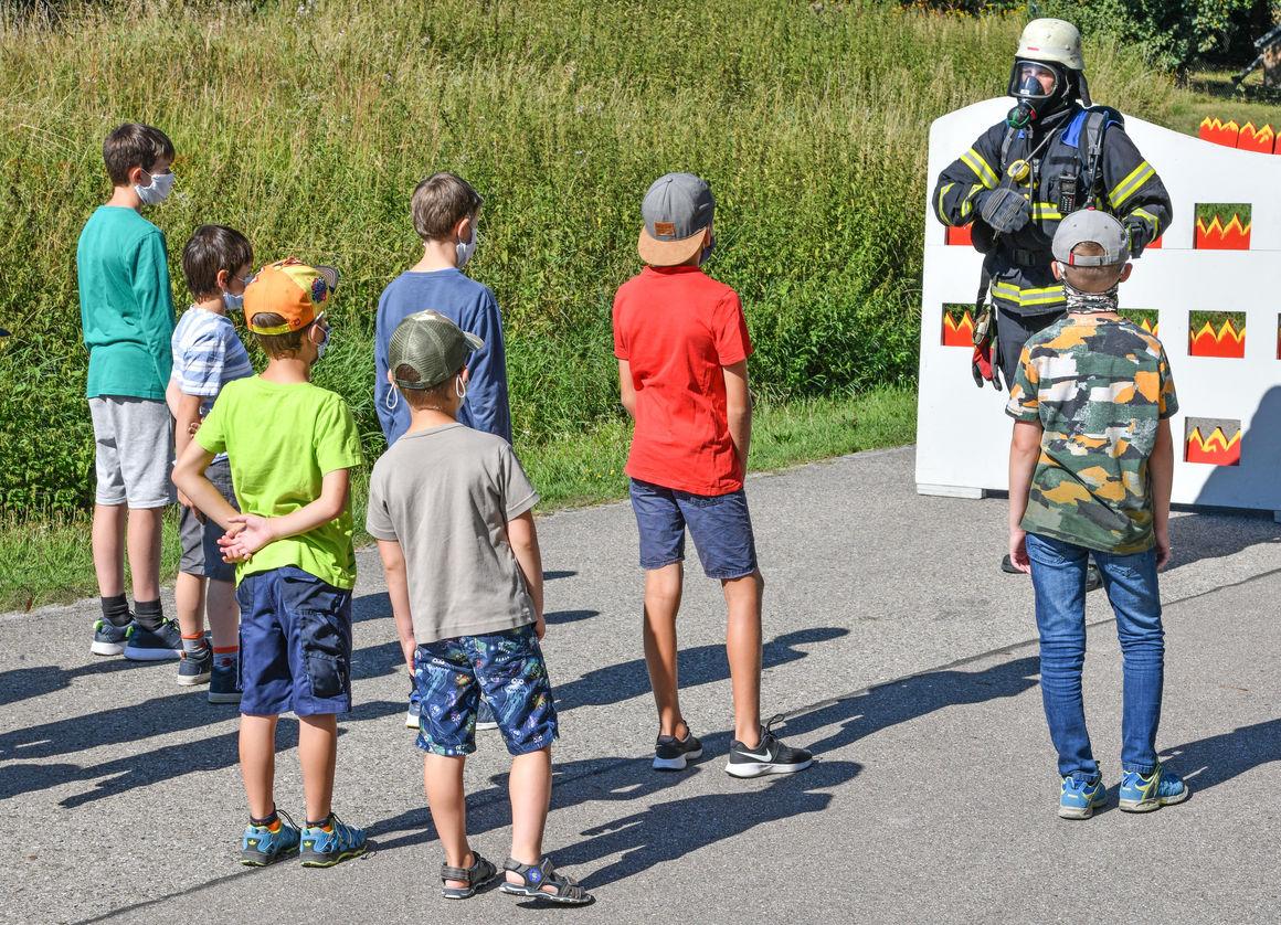 Audi Sommerkinder mittendrin im Ferienspaß