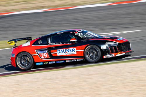 Audi Sport Seyffarth R8 LMS Cup 2020