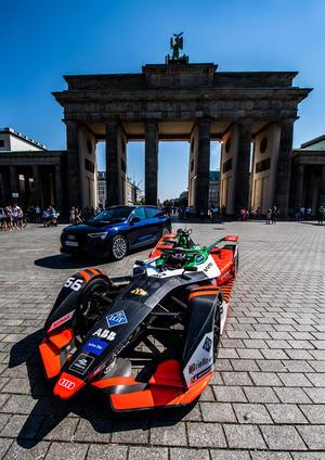 Audi elektrisiert Berlin