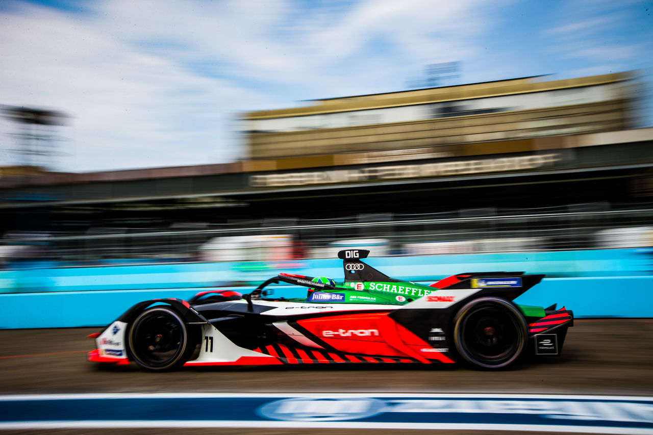 Strong end to the season for Audi Sport ABT Schaeffler in Formula E