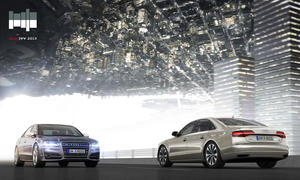 Audi turns the IAA upside down