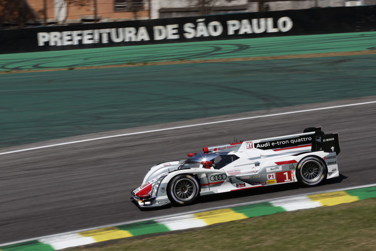 Audi in front for the third time in WEC qualifying
