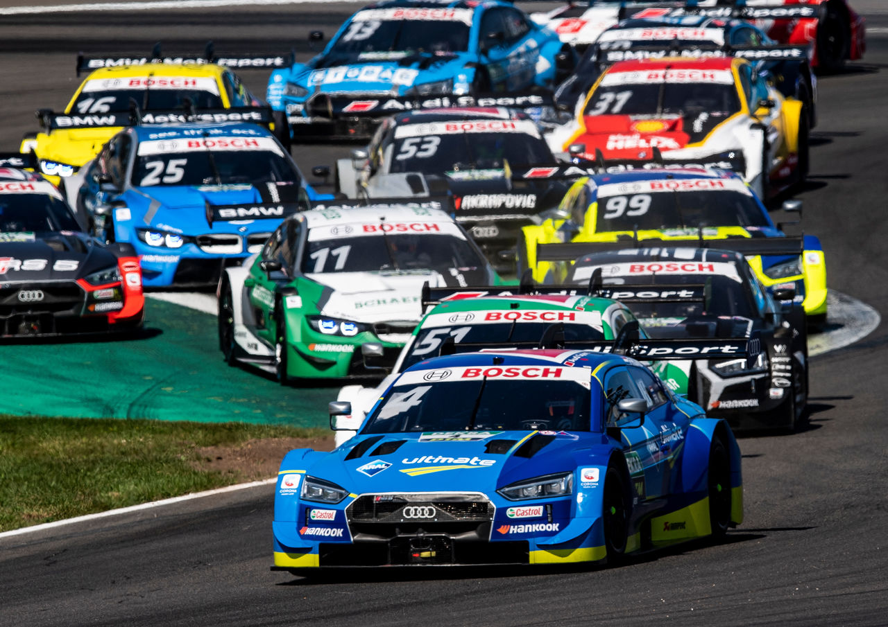 DTM fans back at the race track: Audi drivers looking forward to Assen