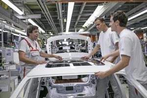 20 Jahre Gruppenarbeit bei Audi