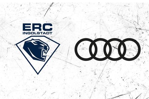 Audi und der ERC Ingolstadt verlängern Partnerschaft