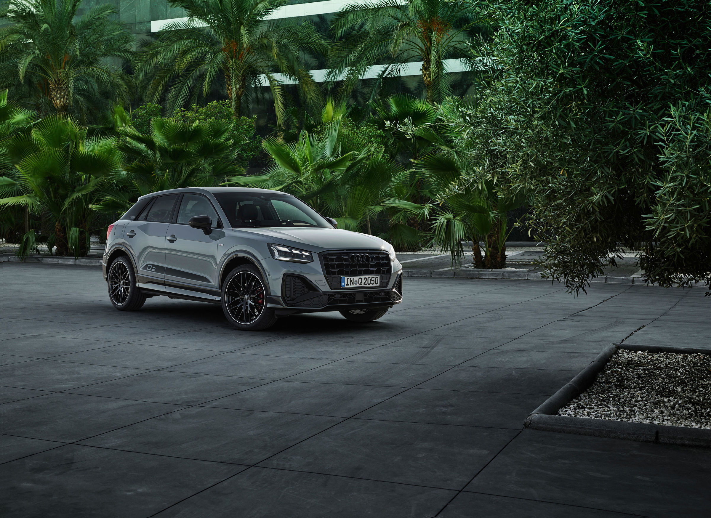 Der Audi Q2 in neuer Top-Form