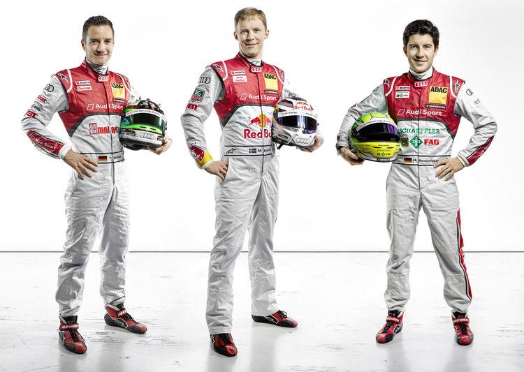DTM 2014: Audi mit drei DTM-Champions