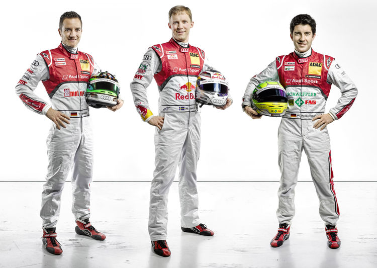 DTM 2014: Audi with three DTM Champions