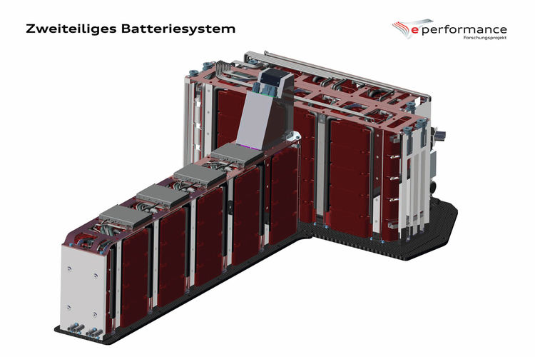e performance Battery system