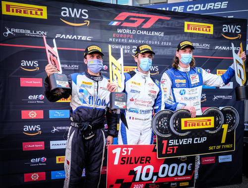 GT World Challenge Europe Sprint Cup 2020