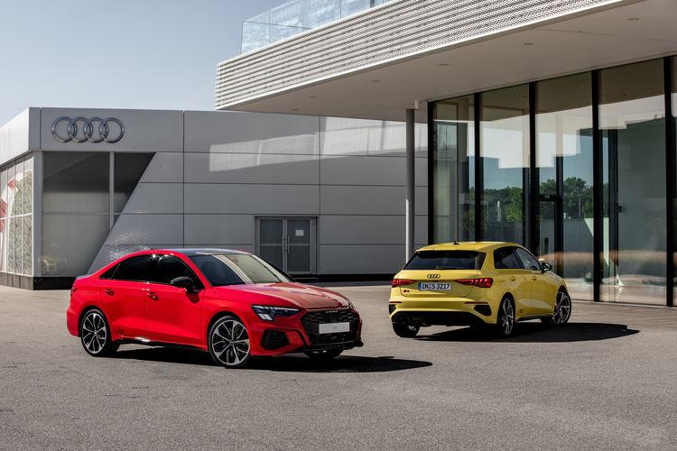Audi S3 Limousine; Audi S3 Sportback