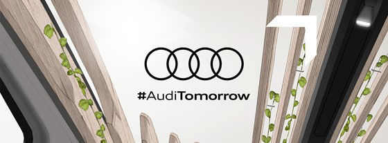 A story about tomorrow: ?Audi at the GREENTECH FESTIVAL