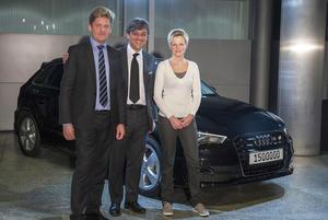 AUDI AG: Bereits mehr als 1,5 Millionen Automobile an Kunden übergeben