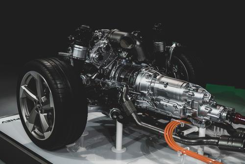 Audi TechTalk: Plug-in hybrid