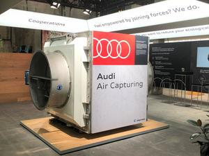 A story about tomorrow: Audi at the GREENTECH FESTIVAL