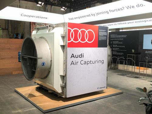 A story about tomorrow: Audi beim GREENTECH FESTIVAL