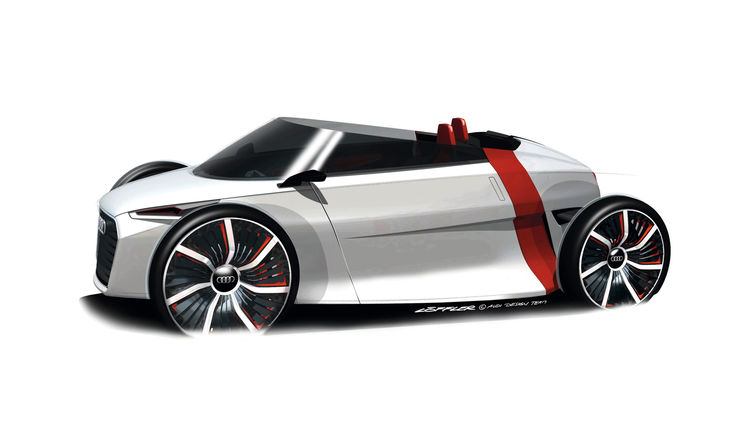 Audi Urban concept spyder 04