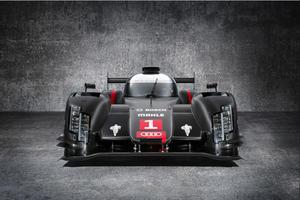 US-Test für neuen Audi R18 e-tron quattro