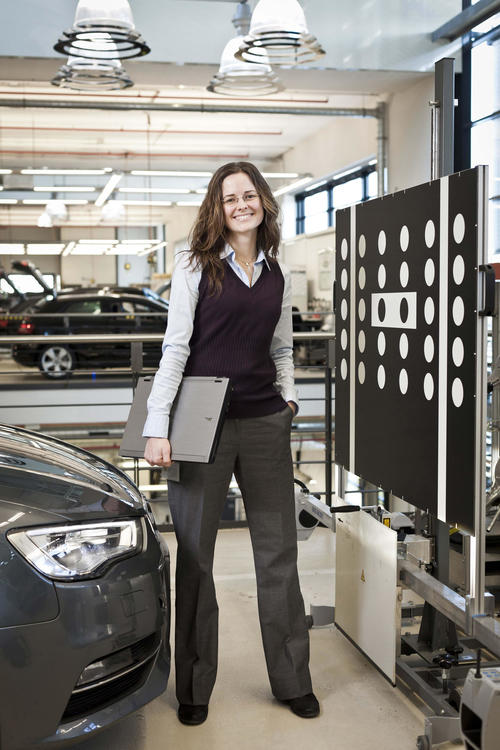 Universum survey: Audi is the most attractive employer among young professionals