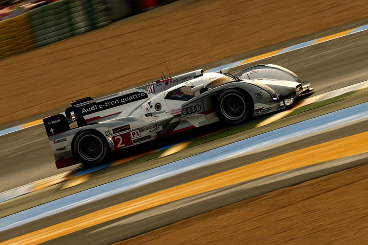 Audi aims to continue winning streak in Brazil