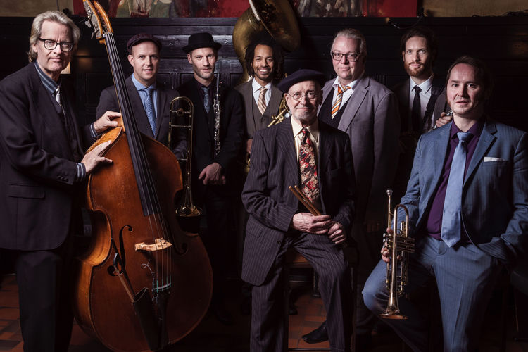 Jazz im Audi Forum Ingolstadt: South West Oldtime All Stars feat. Trevor Richards