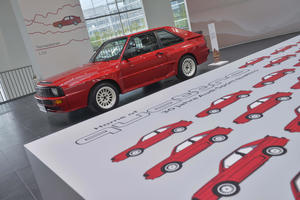 Ausstellung im Audi museum mobile verlängert