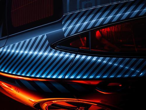 The Audi e-tron GT