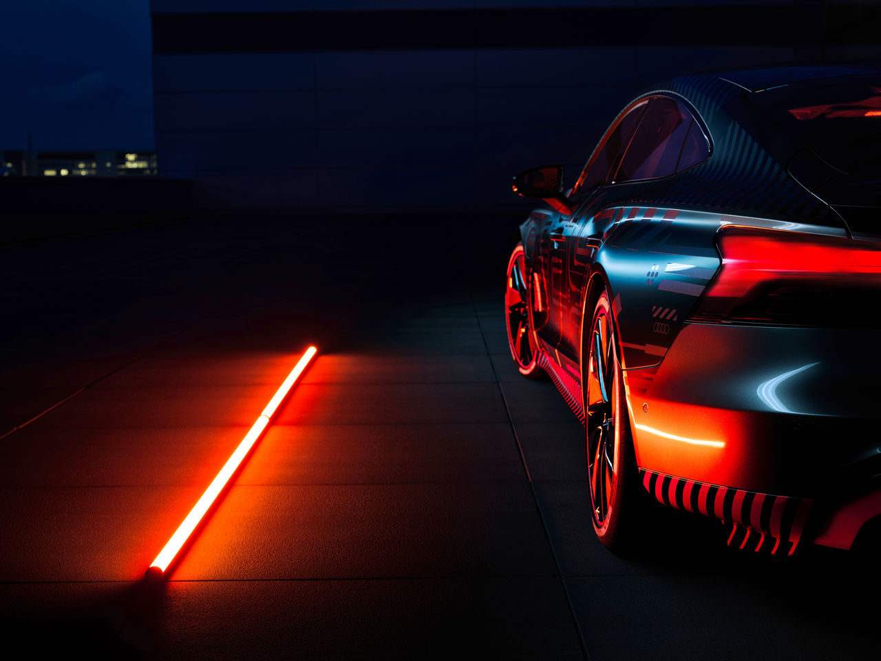 Passion for quality and progressiveness:  ||the new Audi e-tron GT