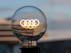 Let's talk about PROGRESS: Audi inspires international pioneers at the Bits & Pretzels event